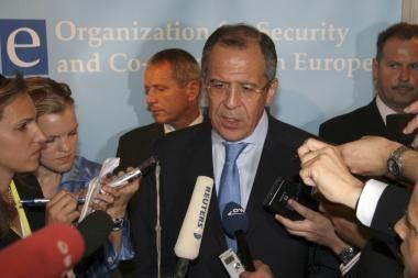 Papildomi ESBO stebėtojai į Gruziją nevyks