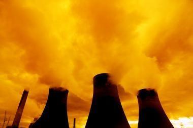 Kuriami maži atominiai reaktoriai