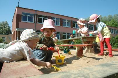 Kauno darželiuose daugėja vietų