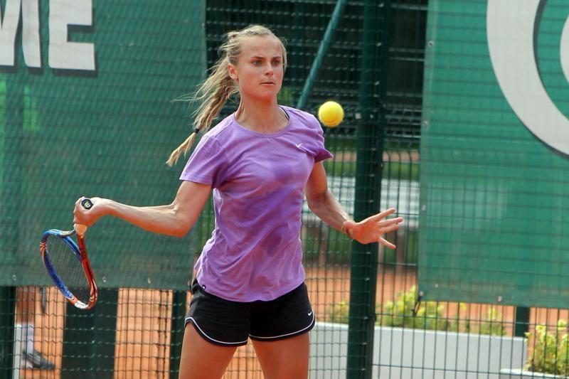L.Stančiūtei turnyras pasibaigė aštuntfinalyje
