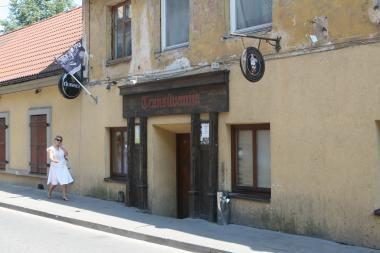 """""""Transilvanijos"""" vietoje įsikurs valgykla"""