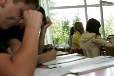 16-metis klaipėdietis Britanijoje išlaikė 13 vidurinės mokyklos egzaminų