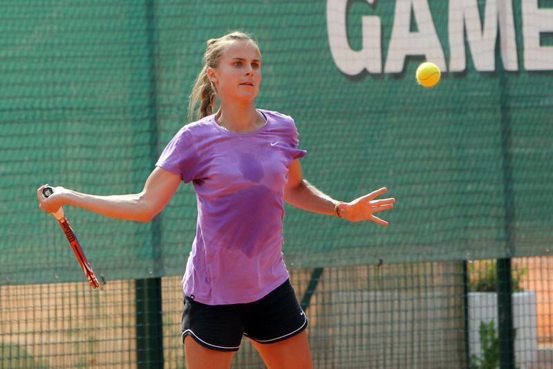 L.Stančiūtė iškopė į turnyro aštuntfinalį