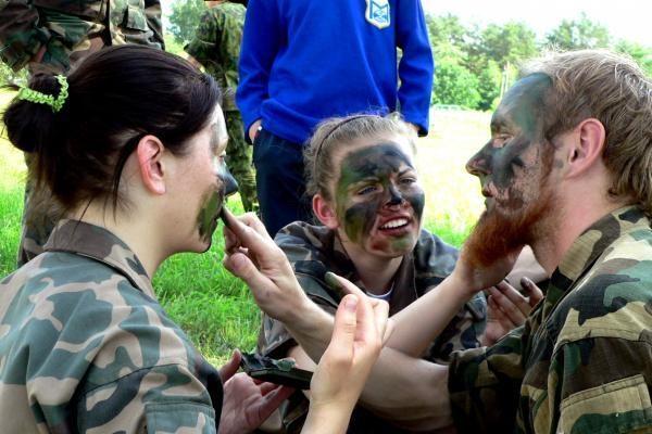 Alytuje prasideda kariuomenės žvalgų pratybos