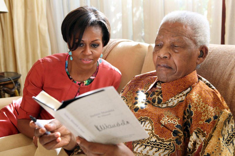 N. Mandela ir toliau