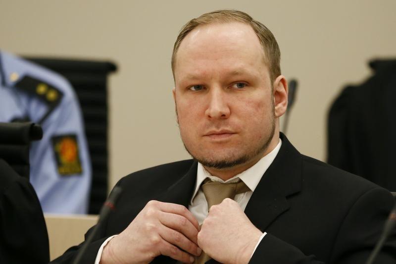 Ledinis mandagumas A.B.Breiviko teisme stebina pasaulį