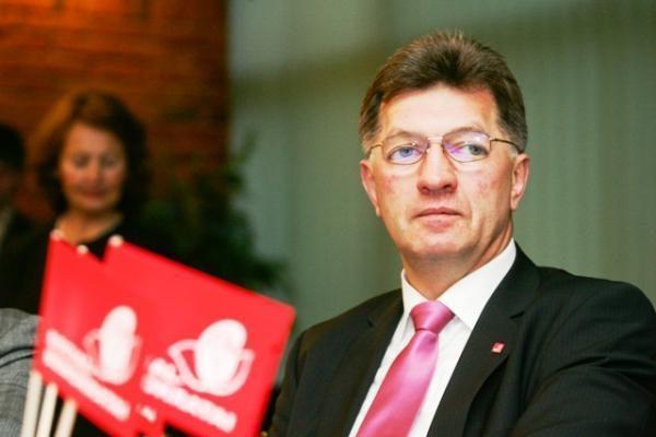 A.Butkevičius: socialdemokratams trūksta susitelkimo ir savikritikos