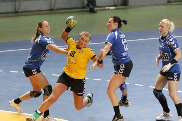 Lietuvos moterų rankinio rinktinė Ukrainoje liko paskutinė