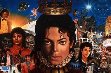 """Pristatytas pirmasis albumo """"Michael"""" singlas"""