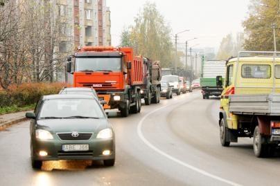Mieste padidėjo oro užterštumas