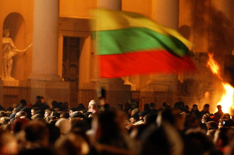 Vasario 16-osios išvakarėse Lietuvą sveikina pasaulio lyderiai