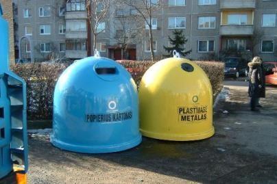 Atliekų surinkimas: abejotinas mokestis nuo ploto ir landos saviems