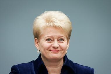 D.Grybauskaitė ES palygino su peraugusiu paaugliu