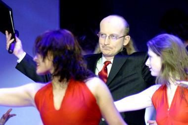 Arūnas Valinskas grįžo į LNK muzikinį šou