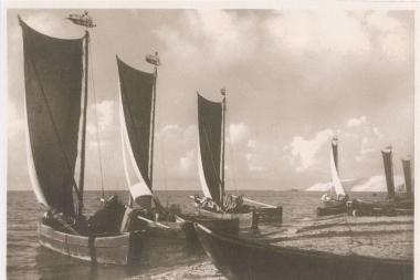 Kaip prieš šimtmetį gyveno Klaipėdos krašto žvejai