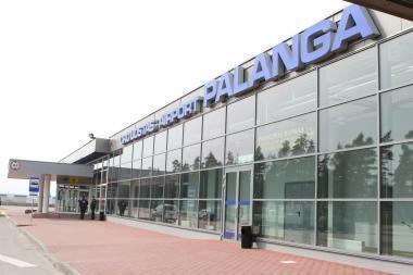 Palangos oro uostas pernai sulaukė 15 proc. daugiau keleivių