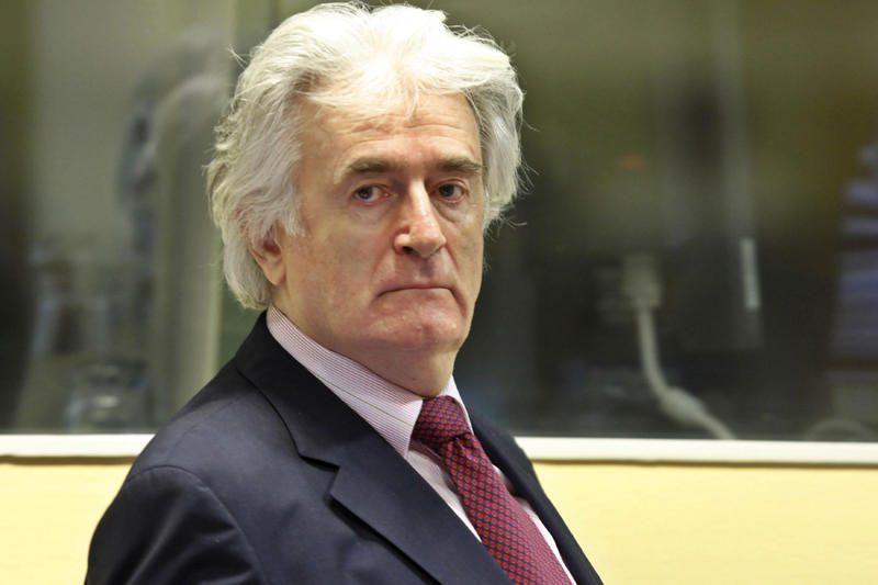 R.Karadžičiaus advokatai siūlo jį išteisinti ir neigia genocidą