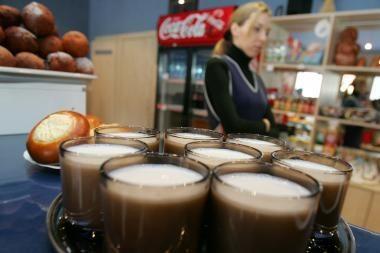 Lietuvos perdirbėjai supurtė Estijos pieno rinką