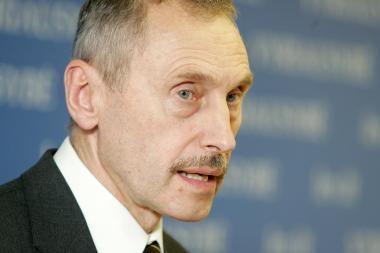 A.Sekmokas sveikina prezidentės sprendimą vetuoti Šilumos įstatymo pataisas