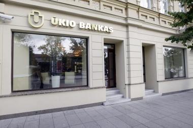 Ūkio banką krečia nuostoliai