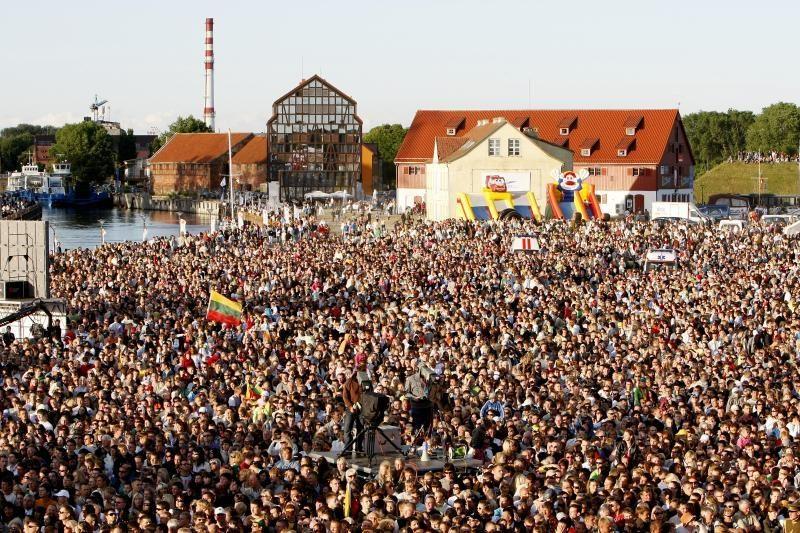 Klaipėdos siekis: didinti miesto ribas, išskaidyti jo valdymą