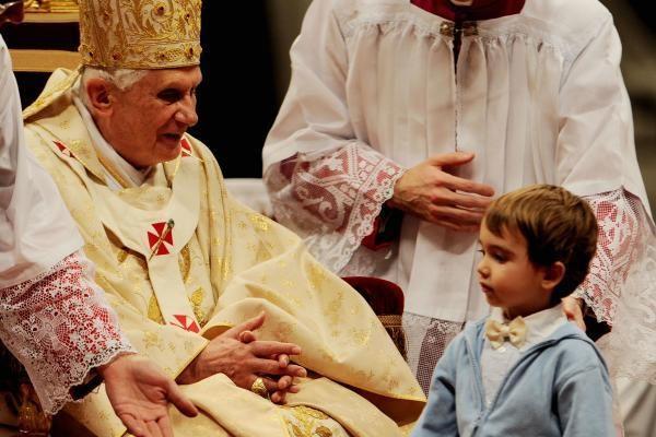Popiežius: Pedofilija - ne nuodėmė, o nusikaltimas