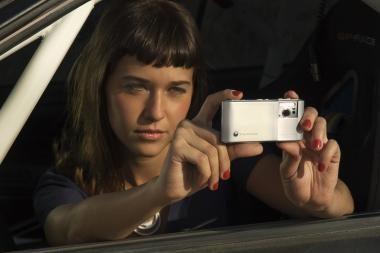 2012 m. – telefonas su didelės  raiškos kamera