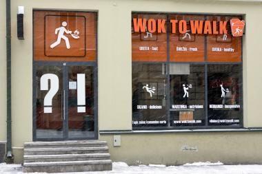 """""""Wok to walk"""" – jau atidaryta"""
