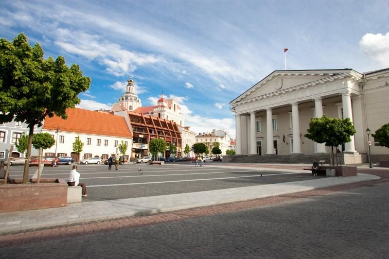 Vilniaus Rotušėje – apie savanorystę iš pirmų lūpų