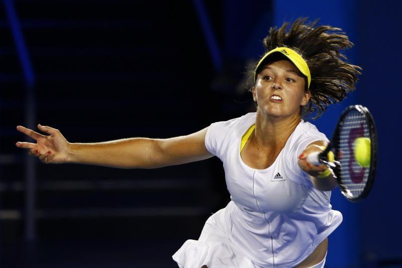"Baigėsi ""Australian open"" moterų vienetų antrasis etapas"