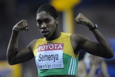 IAAF siūlo finansinę pagalbą PAR bėgikei