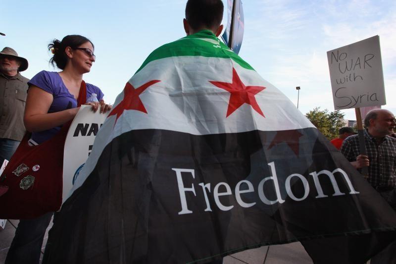 Rusija atmes Vakarų siūlomą rezoliuciją dėl Sirijos