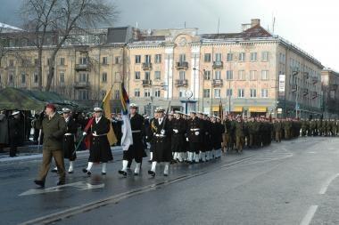 Klaipėdoje – Lietuvos kariuomenės dienos renginiai (programa)
