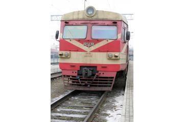 Geležinkeliais - daugiau krovinių