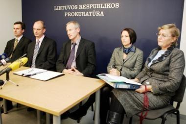 Dėl pedofilijos skandalo siūloma bausti 5 Kauno ir 2 Generalinės prokuratūros prokurorus (dar papildyta)