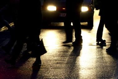 Panevėžyje automobilis pėsčiųjų perėjoje partrenkė mažametę
