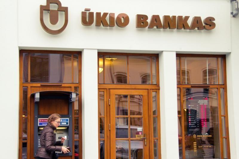 Ūkio banko lizingas tęsia savo     darbą