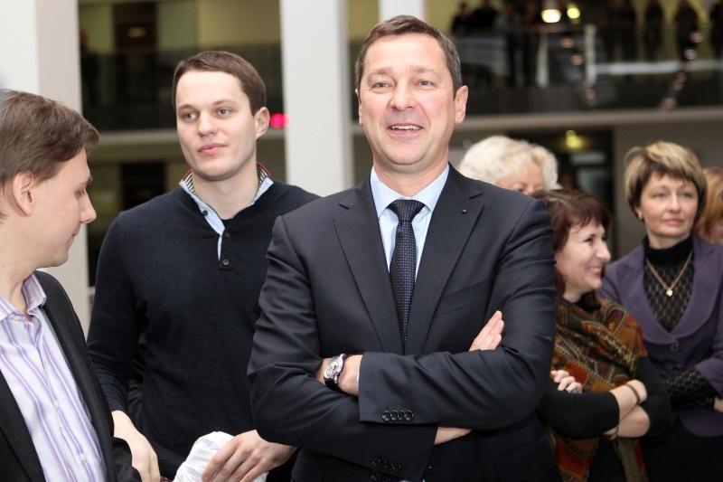 Vilniaus meras A. Zuokas verčiamas iš posto?