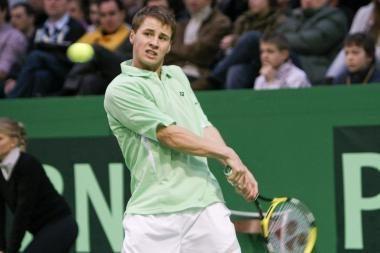 Pajėgiausių tenisininkų ATP klasifikacijoje R.Berankis 324-as