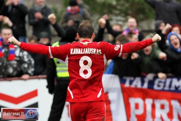 Lietuvos futbolas: besiveržiančių į elito lygą - negausu