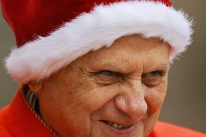 Popiežius prasidedant 2010-iesiems ragina gerbti visus žmones
