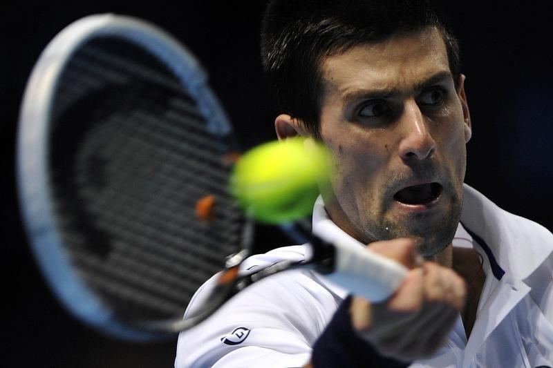 N.Džokovičius Monake tvirtai žengė į aštuntfinalį