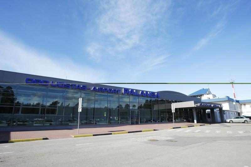 Iš Palangos oro uosto – reguliarūs skrydžiai į Maskvą