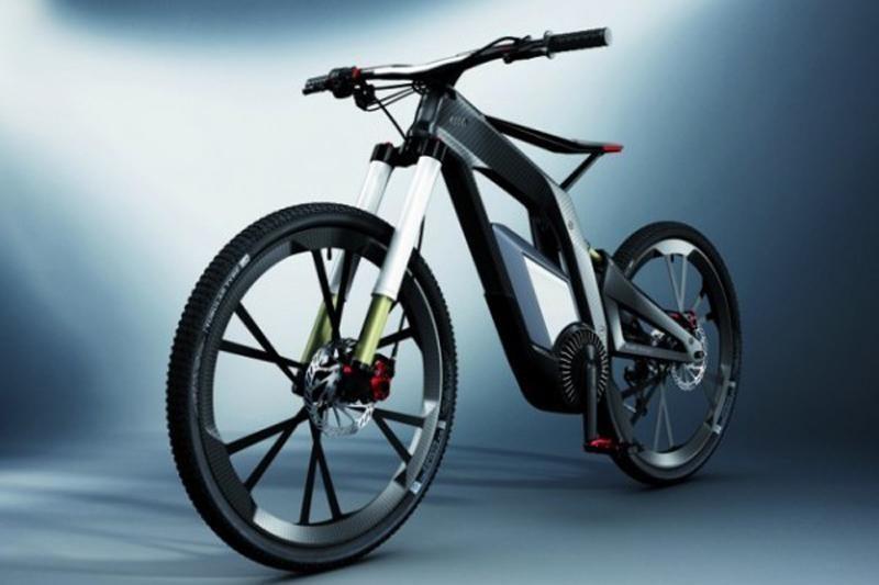 """Elektrinis dviratis """"Audi"""": saugokitės baudų už viršytą greitį"""
