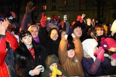 Kaune gyventojų sumažėjo iki 350 tūkstančių