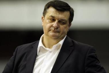 A.Petrovičius: pralaimėjome dar pirmajame ketvirtyje