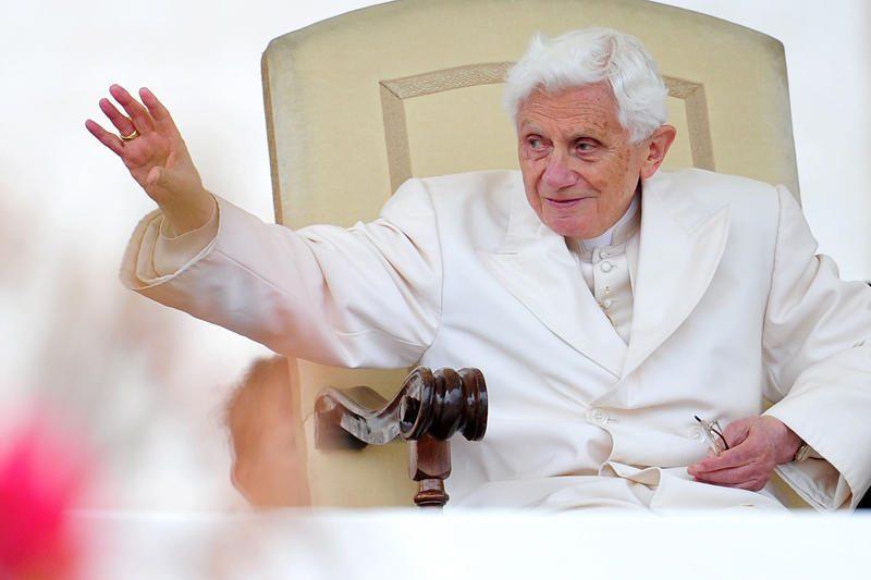 Benediktas XVI tapo seniausiu popiežiumi per visą pastarąjį šimtmetį