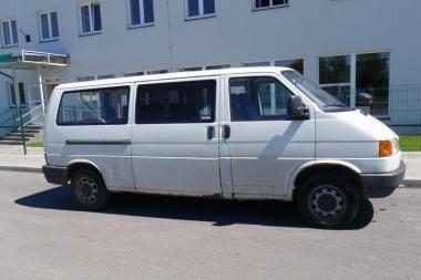 Elektrėnuose pavogtas automobilis rastas Kauno rajone