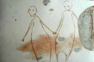 """Baroti galerijoje – N.Žukauskaitės """"Sulaikytos nuotaikos"""""""