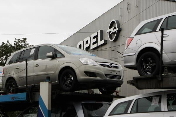 """GM uždarys """"Opel"""" gamyklą Belgijoje"""